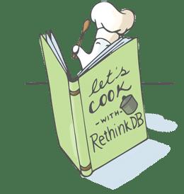 Cookbook for JavaScript - RethinkDB