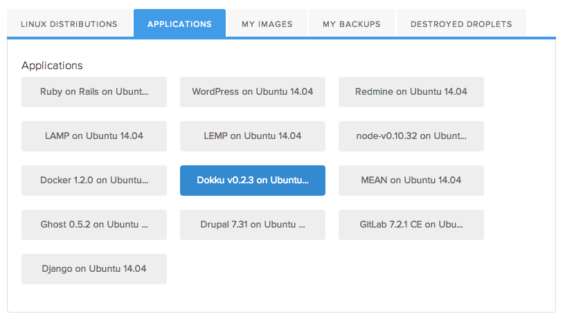 Deploying RethinkDB applications with Docker using Dokku - RethinkDB
