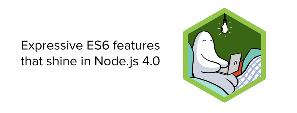 expressive es6 features that shine in nodejs 40